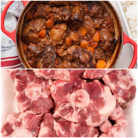 Beef Oxtail - 1 Kg