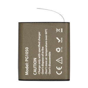 Pack : Batteries, Chargeur & Carte SD