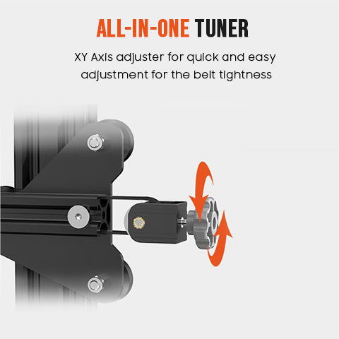 All-in-one tuner