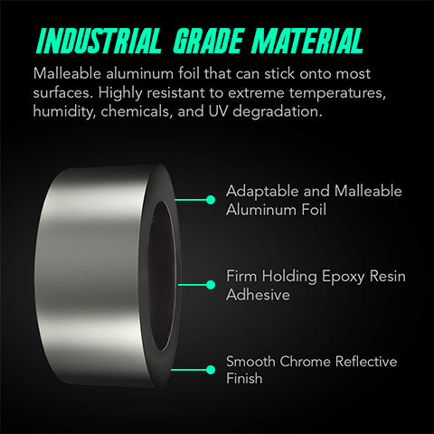 Specifications of Aluminum Duct Tape
