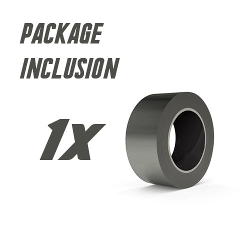 Package Inclusion 1 roll of Aluminum Duct Tape