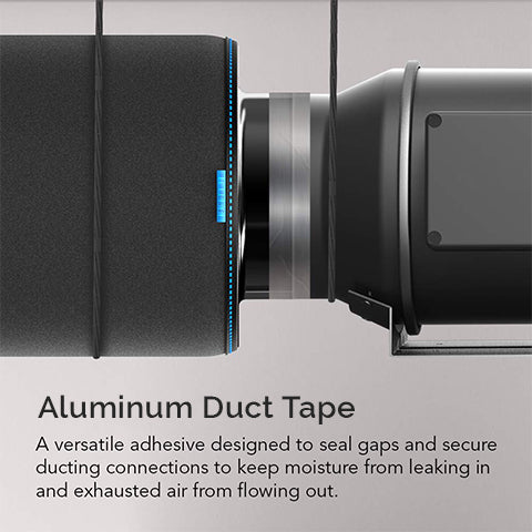 Primary Use of Aluminum Duct Tape