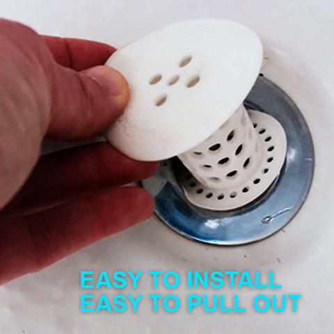 Easy to install and easy to pull out