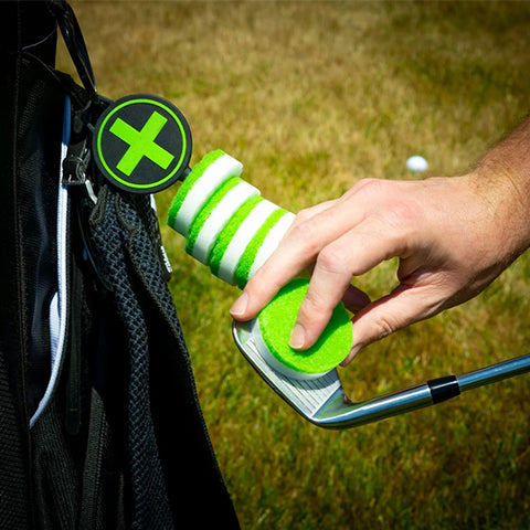Easy to use Golf Club Cleaner