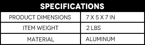 Ladder Stability Anchor Specifications