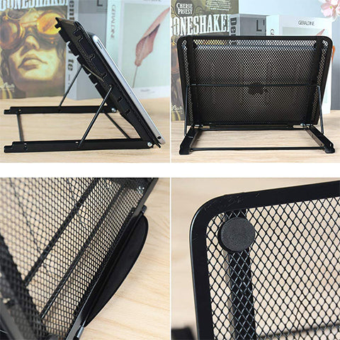 Different Angles of Laptop and Tablet Stand