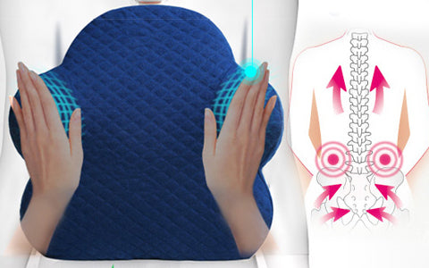 Lumbar Support Pillow as a Great Support for your spine