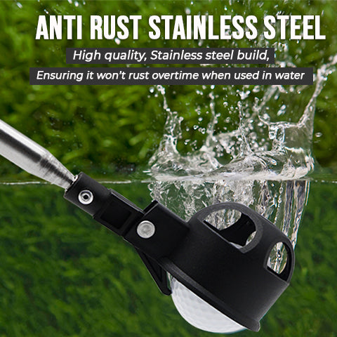 Durable with anti-rust stainless steel
