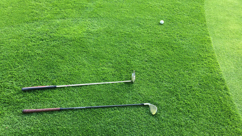 Drying of Golf Clubs