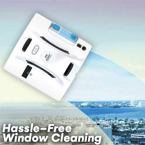 💲💲 𝗟𝗢𝗪𝗘𝗦𝗧 𝗣𝗥𝗜𝗖𝗘 𝗚𝗨𝗔𝗥𝗔𝗡𝗧𝗘𝗘𝗗! $1𝟬𝟬 𝗢𝗙𝗙 | Automatic Robot Window Cleaner