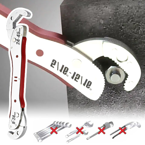Adjustable Multi-purpose Wrench