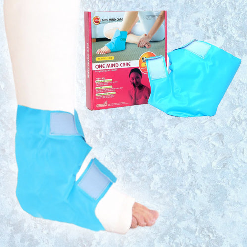 Ankle Cold Wrap
