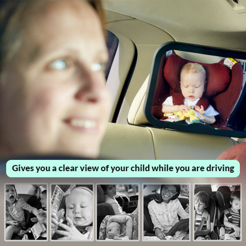 Baby RearView Mirror