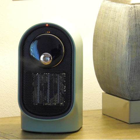 2-in-1 Indoor Heater And Humidifier
