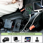 Multi-charger Power Inverter