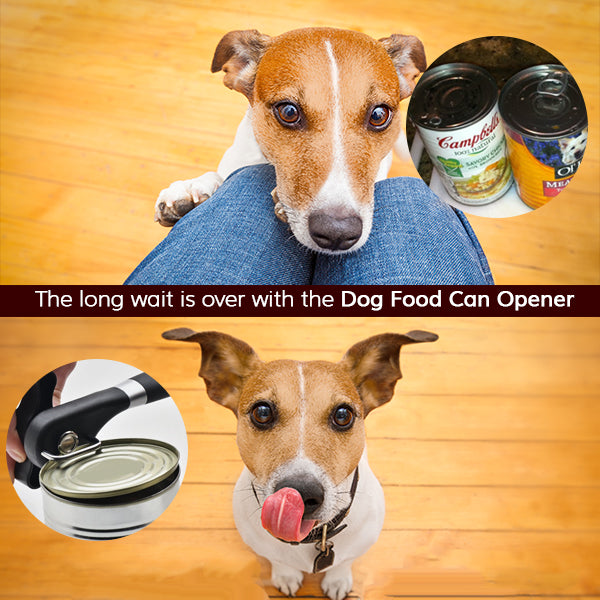 Dog Food Can Opener