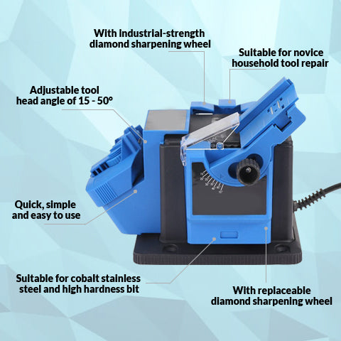 Household Electric Sharpener