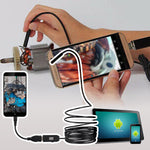 Endoscope Camera Lens for Android