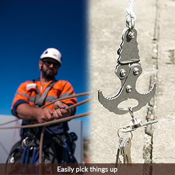 Stainless Steel Gravity Hooks