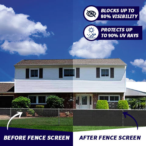 Heavy Duty Fence Screen