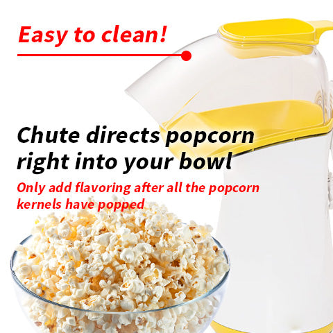 Instant Hot Air Popcorn Popper