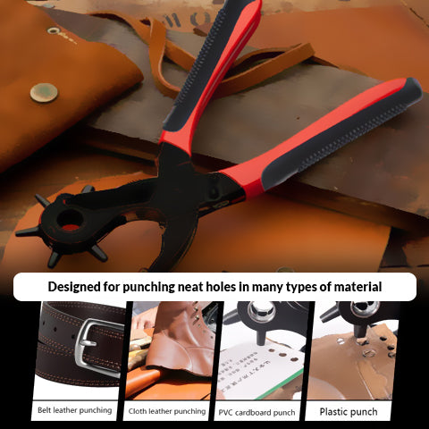 Leather Hole Puncher