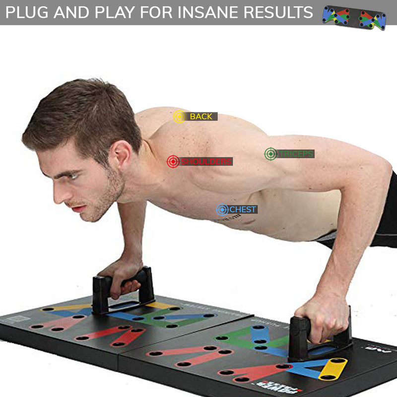 Push-up Rack Board