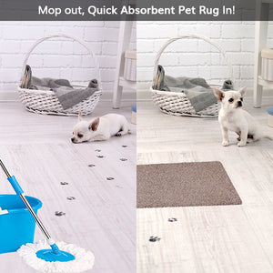 Quick-Absorb Pet Rug