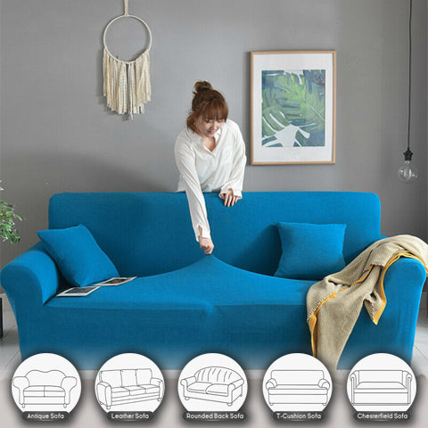 Water-Resistant Couch Cover
