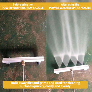 Power Washer Spray Nozzle