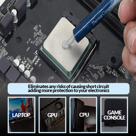 Thermal Cooling Paste