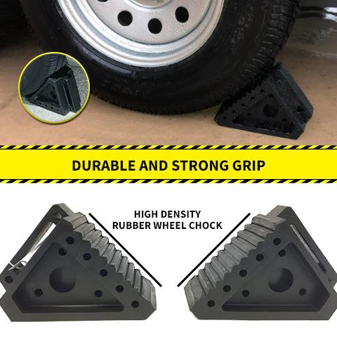 wheel chocks for cars