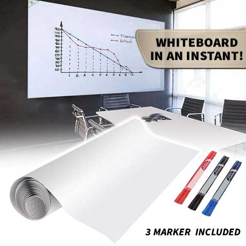 Whiteboard Sticker Paper