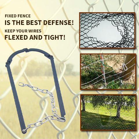 Wire Fence Fixer