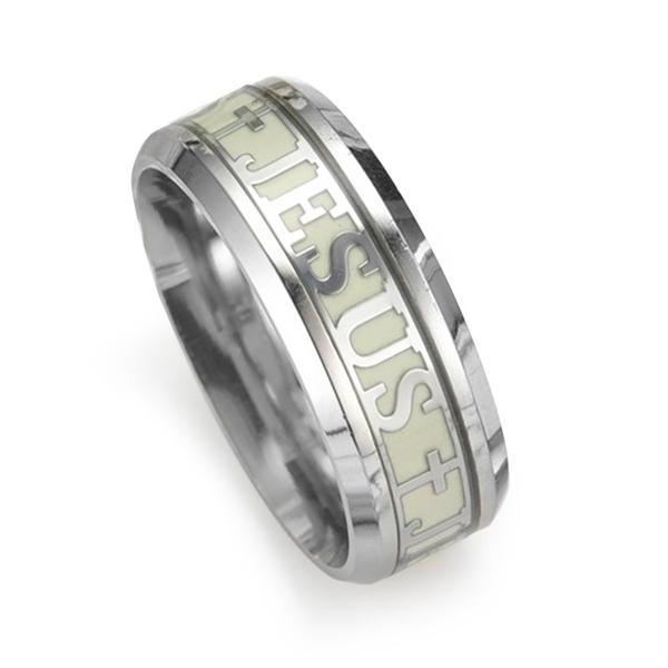 FREE Luminous Jesus Ring