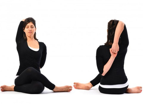 Fix Poor Posture Upward Facing Dog