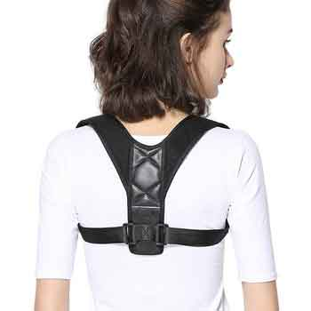 Back Shoulder Lumbar Correction Brace