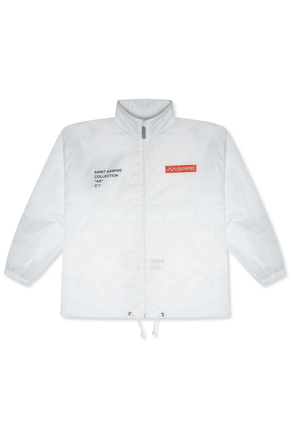 SAINT AASPIRE COLLECTION 1 WINDBREAKER (WHITE)