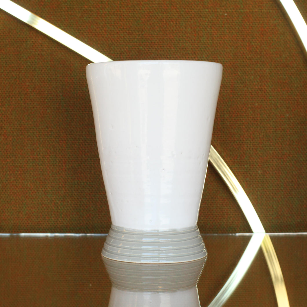 mola triangle tall vase