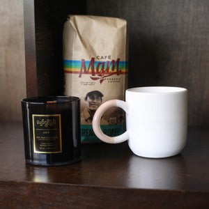 coffee & candle bundle