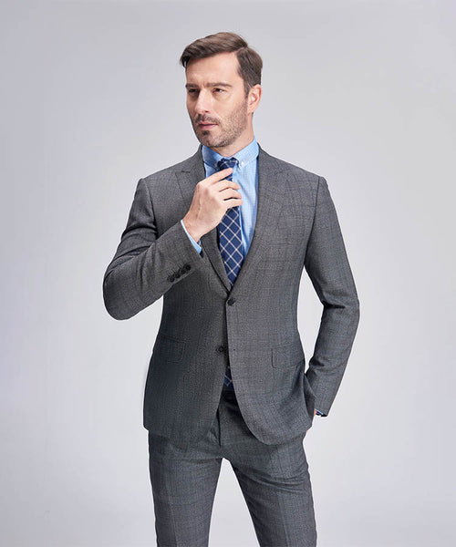 GREY SQUARE DINO FILARTE SUIT