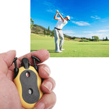 Handy Mini Golf Stroke Shot. Hot Sale. Putt Score Counter Tally Keeper with Key Chain. Golf Score Indicator Scoring Device