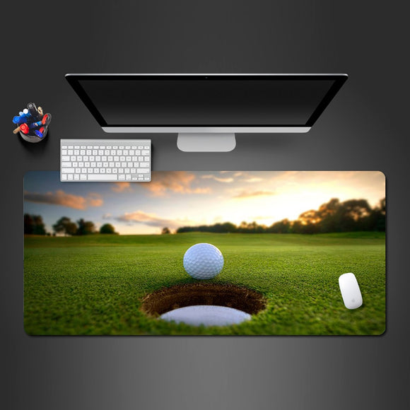 Golf Mouse Pad - Quality Life Golf Ball Mouse Pad Computer Keyboard Mouse pad