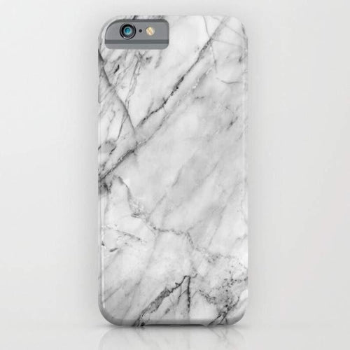 Samsung Phone Cover - Marble Style