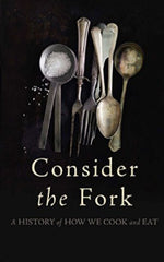 Consider the Fork book cover