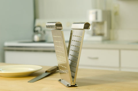 The Nicer Slicer on counter in kitchen