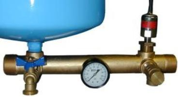 Brass Constant Pressure Manifold Package