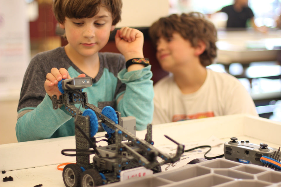 Vancouver Robotics Summer Camp 2020