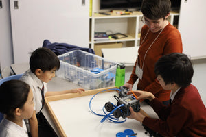 VEX-IQ  tyro @ Stratford Hall Exclusive 2020 (Term 3) - 11 sessions