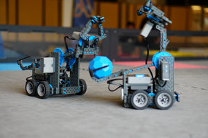2020 Jr Robotics (Level 1) July 13-17